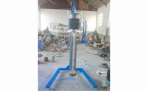 7.5KW升降乳化机