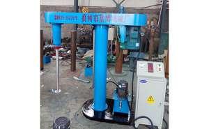 7.5KW液压升降分散机