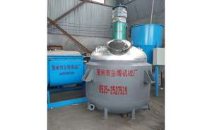 1000L电加热反应釜2