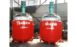 电加热不锈钢反应釜1000L反